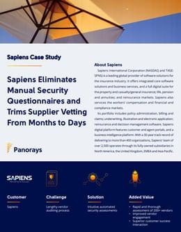 sapiens case