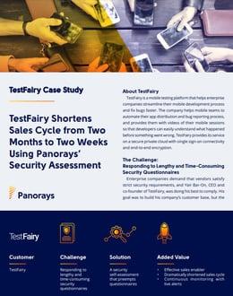 testfairy case